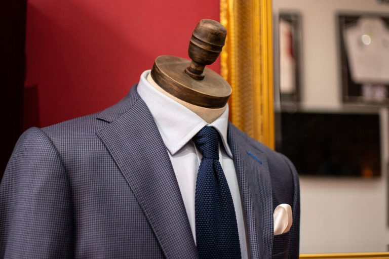 The Beginners Guide to your First Bespoke Suit