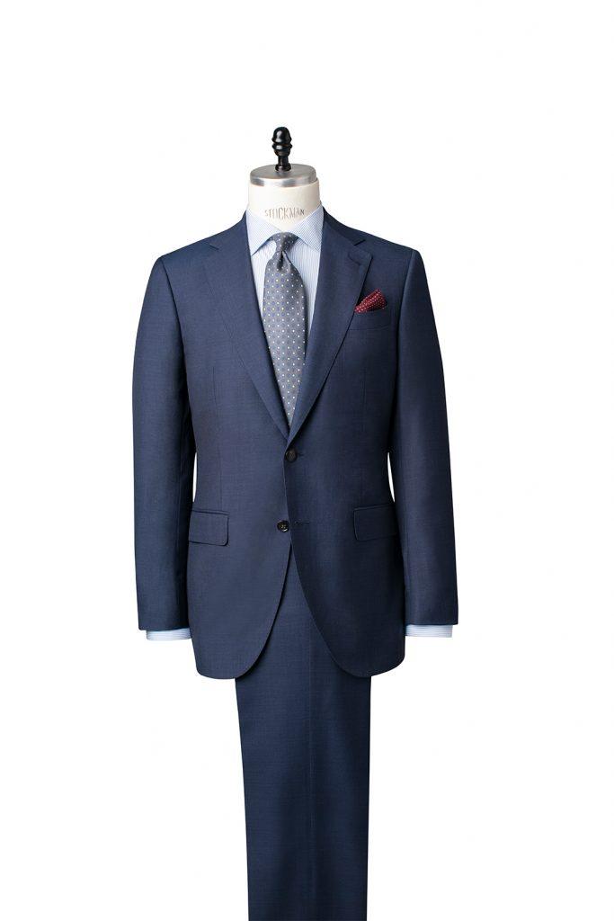 Baltic Blue Suit