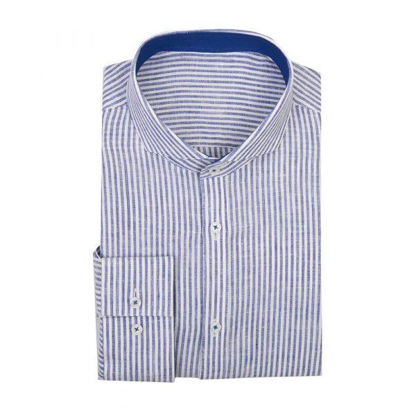 Casual striped shirt sq