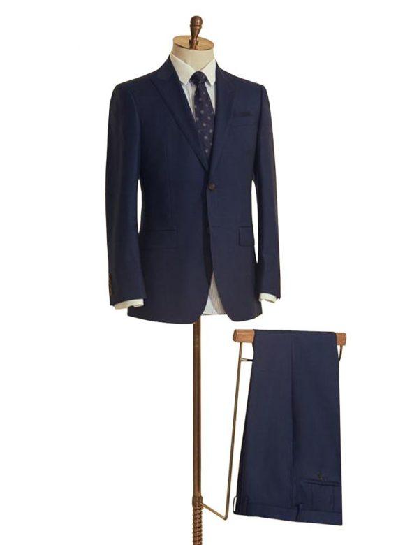 LightNavyTwoPiece Suit 2