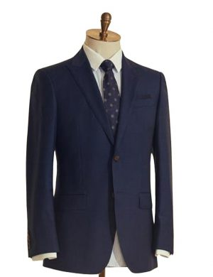 Light Navy Two Piece Suit