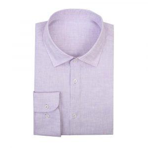 Lilac Linen Shirt