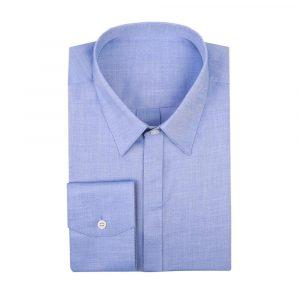 Mid Blue Formal Shirt