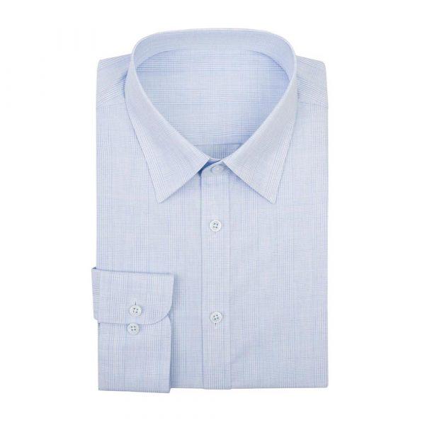 Pale blue shirt sq