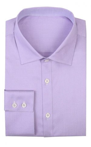 Purple Work Shirt