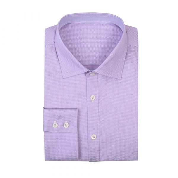 Purple work shirt sq