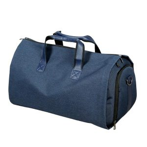 Suit Travel Duffle Blue