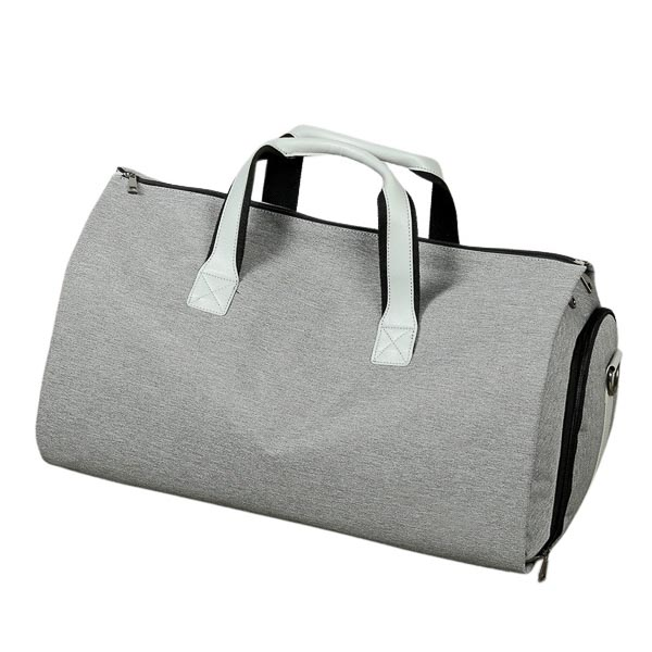 Suit Travel Duffle Grey
