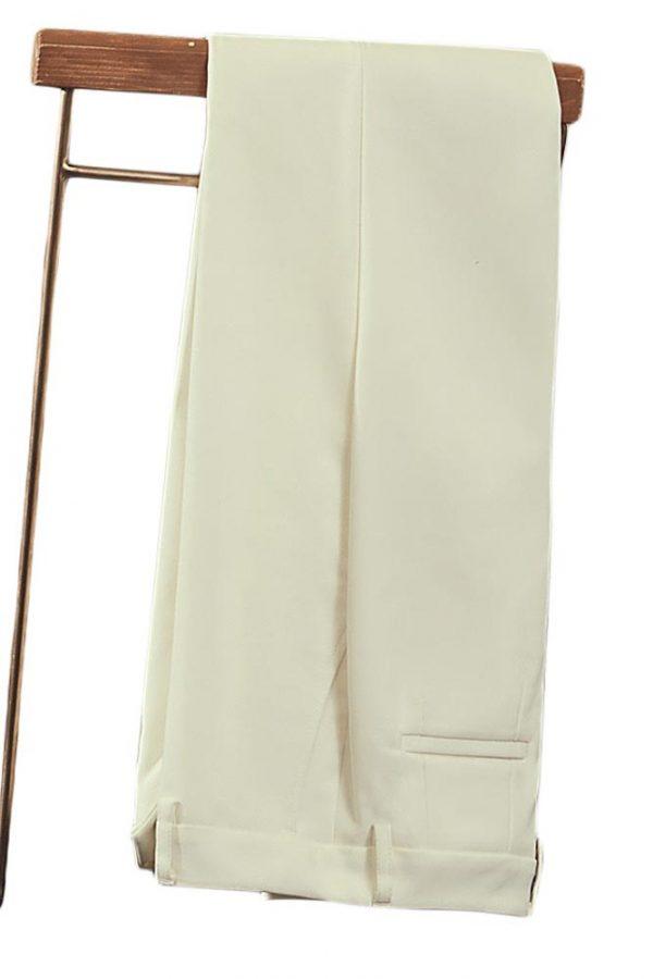 Beige Jacket Cream Trouser 4