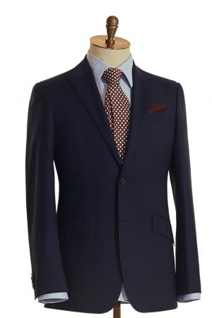 Classic Navy Business Suit