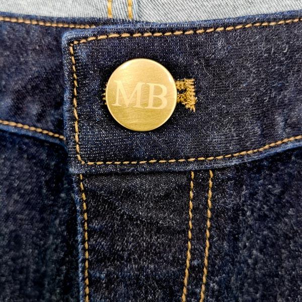 McCann Bespoke Jeans Dark 2