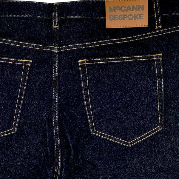 McCann Bespoke Jeans Dark 4