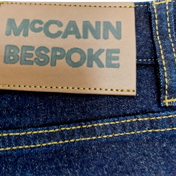 McCann Bespoke Jeans Dark 5