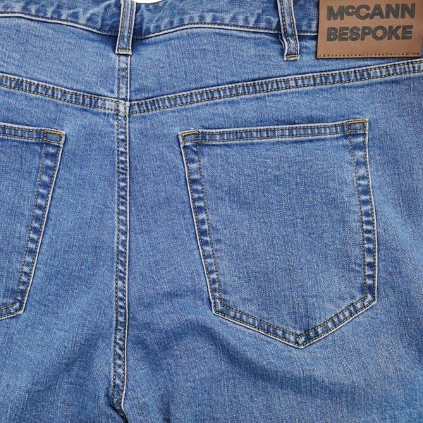 McCann Bespoke Jeans Light 2