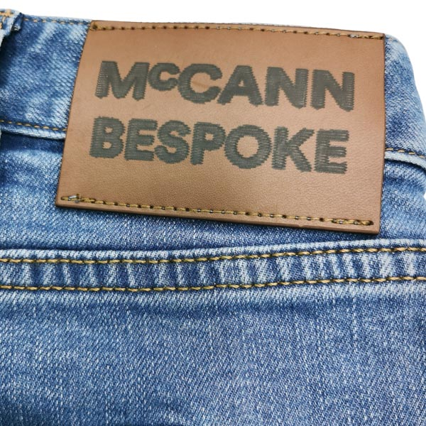 McCann Bespoke Jeans Light 5