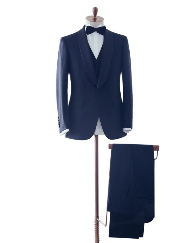 Three Piece Dinner Suit