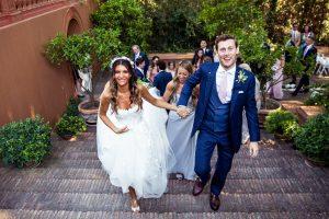 McCann Bespoke Weddings. A Memorable Experience with Garments Ready in 3 Weeks.