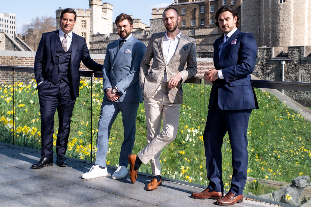 You are currently viewing Our Tailors Picks for the Summer