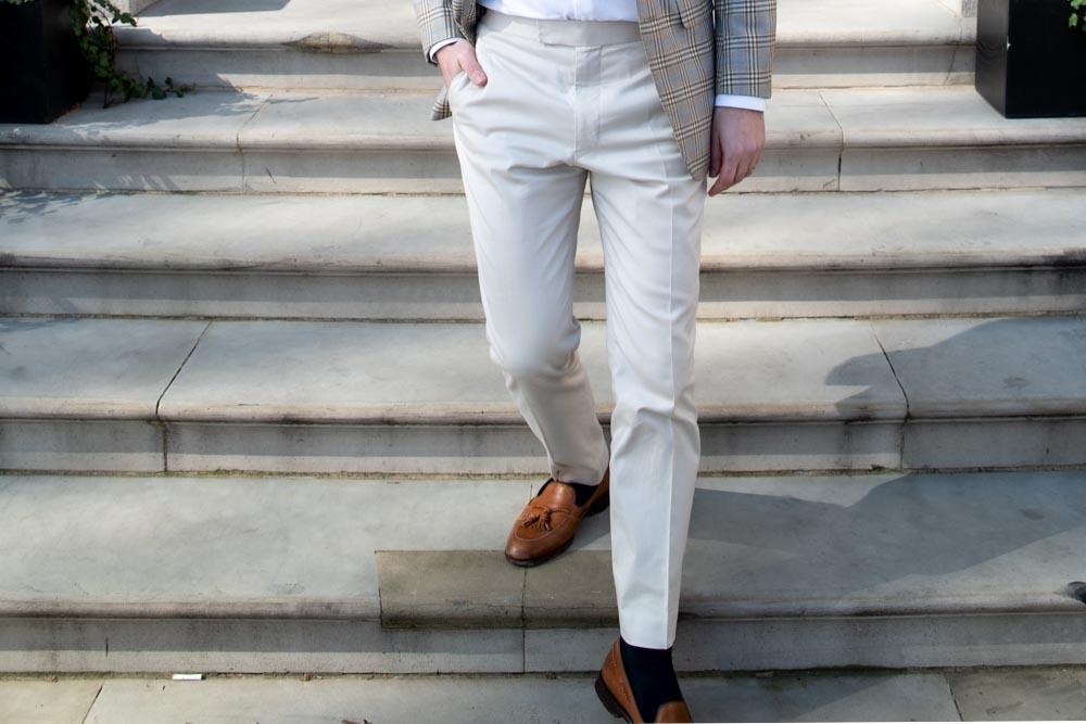 McCann Bespoke Chinos Jeans Category