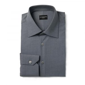 Dark Grey Casual Shirt