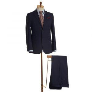 Classic Navy Business Suit